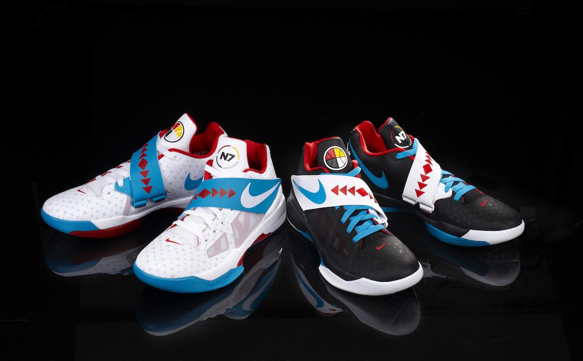 "Nike KD IV ""N7"" // Throwback Thursday"