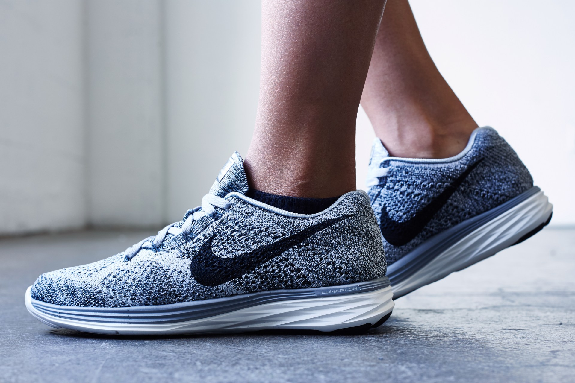 brand new 6834f b44ba On-Foot Look // Nike Flyknit Lunar 3 | Nice Kicks