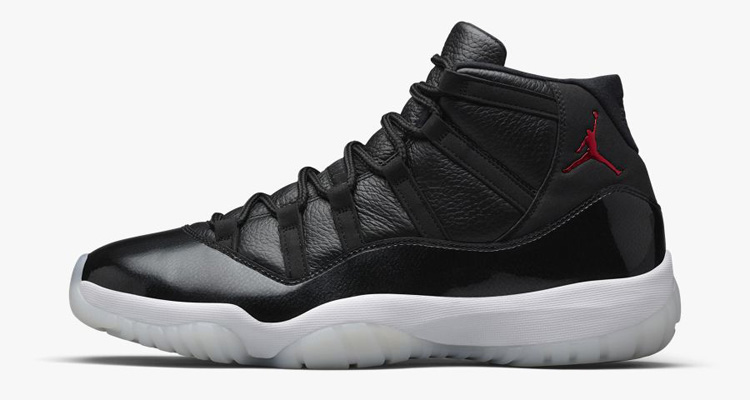 "ba456d19314 Air Jordan 11 ""72-10"" Release Date Officially Moved Up   Plus Launch  Details"