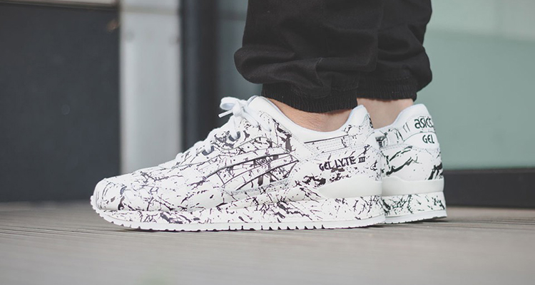 Asics Gel Lyte Iii Quot Marble Quot Pack Nice Kicks