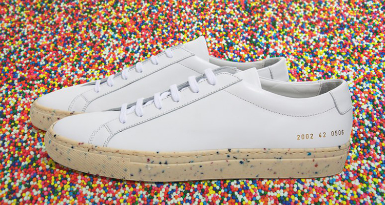 c48197fe7aca Dover Street Market New York Celebrates Second Anniversary with  Commemorative Common Projects Achilles Low