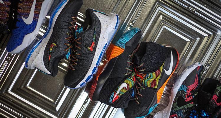 """950199a2cedb The Nike Basketball """"BHM"""" Signature Collection Drops on Martin Luther King  Jr. Day"""