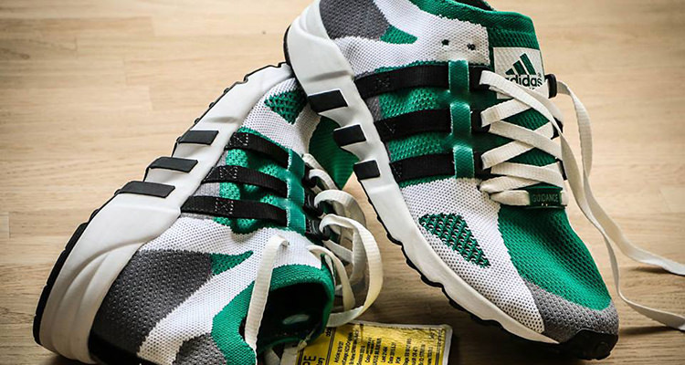 finest selection fc093 1af15 adidas EQT Running 93 Updated with Primeknit Construction for Spring