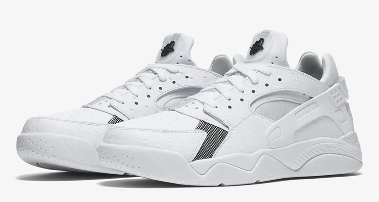 347e66a7045e Nike Air Flight Huarache Low Ostrich