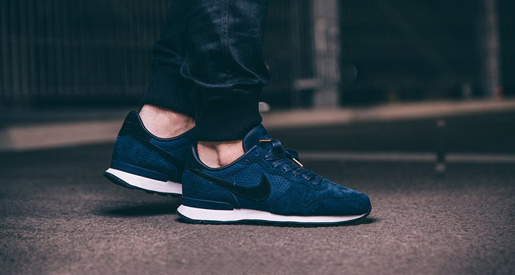 "another chance 983e0 933ce Available Now  Nike Internationalist Luxe ""Obsidian"""
