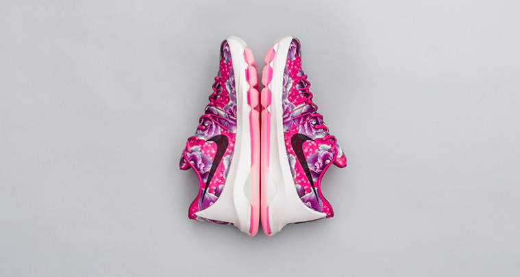 "detailed look 01934 475a9 Think Pink with Newly Released Nike KD 8 ""Aunt Pearl"""