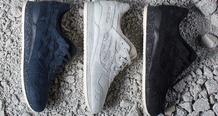 hot sale online 7c802 8b9e8 Canada's Reigning Champ Teams with ASICS for Gel Lyte III ...