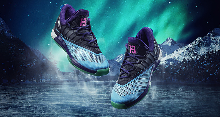 new concept 1f5ef eadc5 James Hardens adidas Basketball All-Star Shoe Drops Next Week