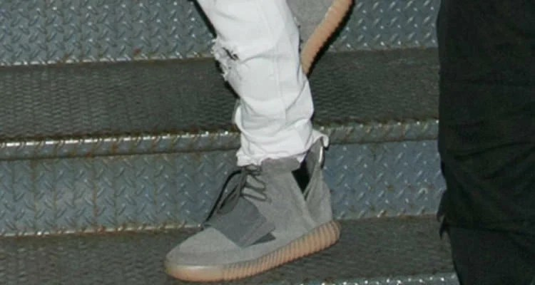 2cf92a46808d Kanye West Debuts New adidas Yeezy Boost 750 in NYC