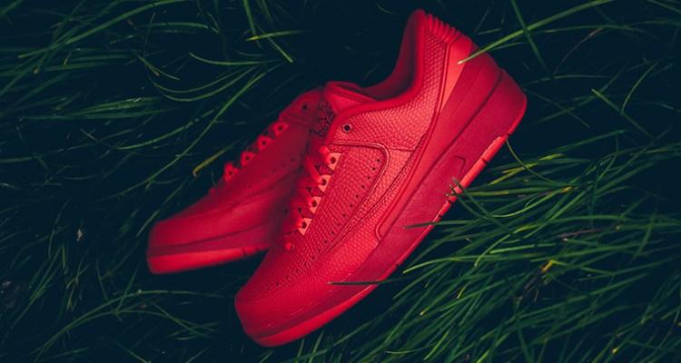 dc3ad77d240a14 Air Jordan 2 Low Gym Red