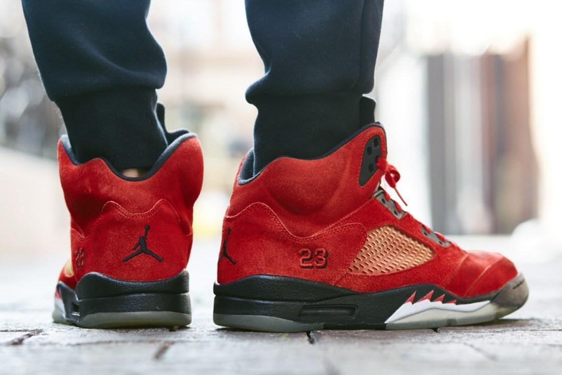 super popular 2f7c2 06092 ... Air Jordan 5