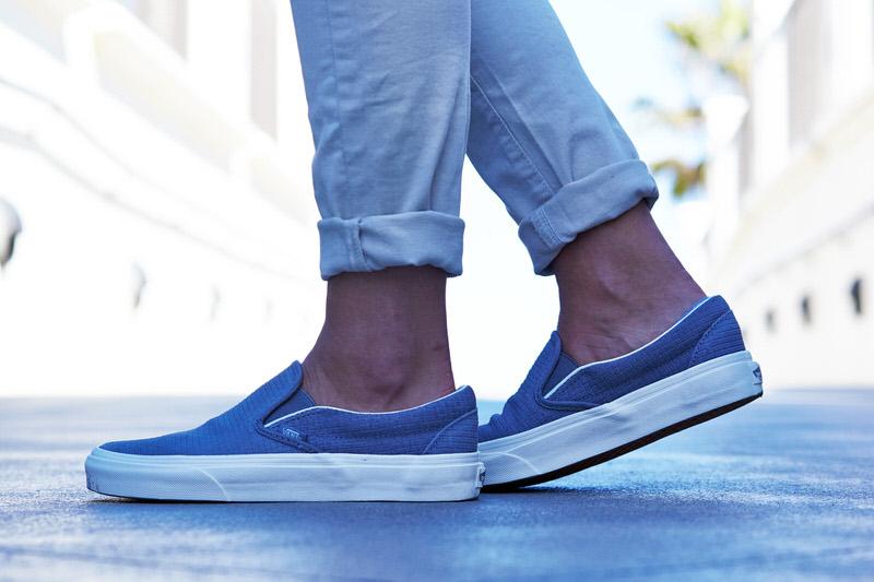 79e0005772 On-Foot Look    Vans Slip-On