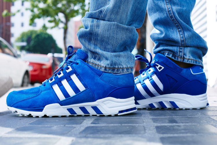 """adidas EQT Support '93 """"Tokyo"""" On-Foot Look"""
