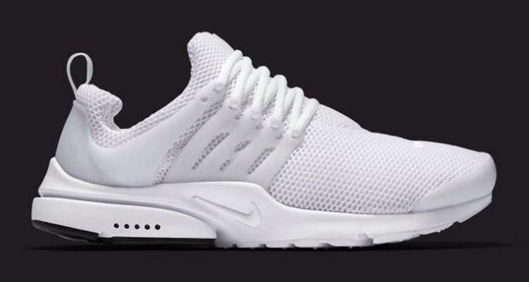the best attitude 8130f 555bd Nike Air Presto Triple White