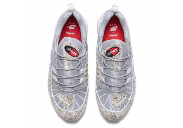 new styles 98462 ecb9d Supreme x Nike Air Max 98