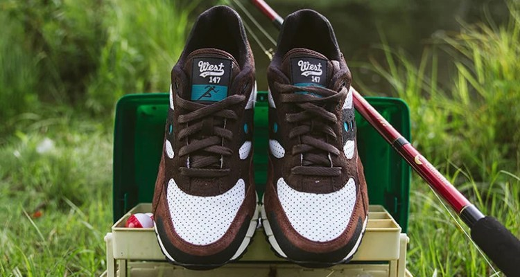 West NYC x Saucony Shadow 6000 Fresh Water