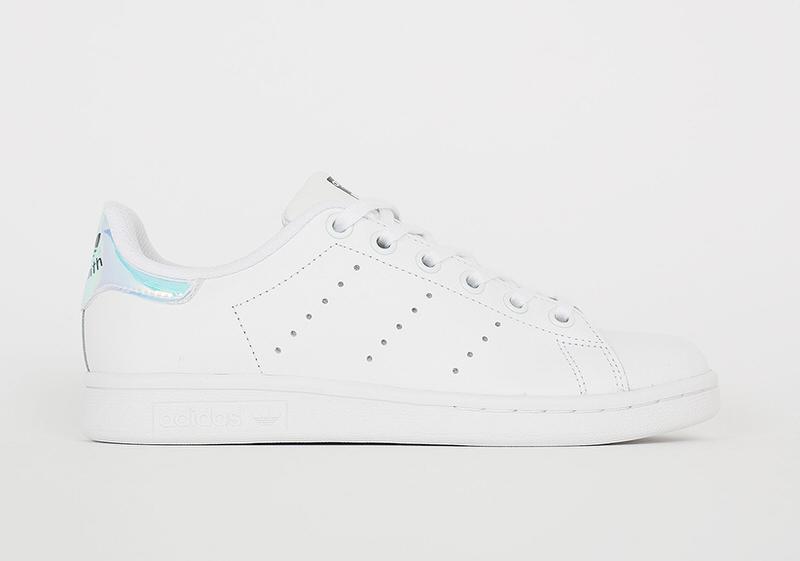 adidas stan smith iridescent heel