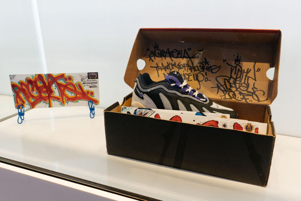 Angela Ellaesco Nike Air Max 96