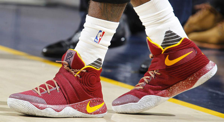 premium selection 81495 d26bc Kyrie Irving s 10 Best Nike Kyrie 2 PEs So Far