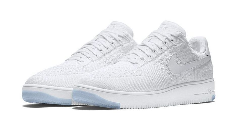 new arrival 2b9c2 0e11a Nike Air Force 1 Ultra Flyknit Low // Release Date | Nice Kicks