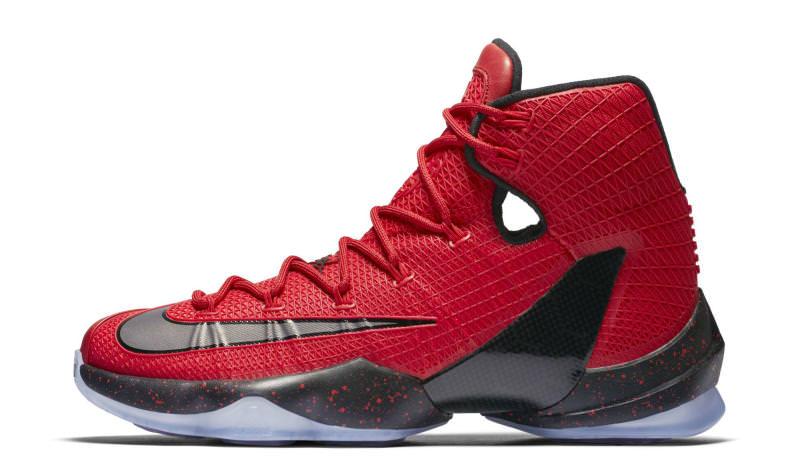 lebron james shoes 13 red. nike lebron 13 elite red lebron james shoes