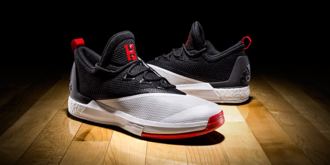 hot sale online 0a307 e3222 ... adidas Crazylight Boost 2 5 James Harden PEs