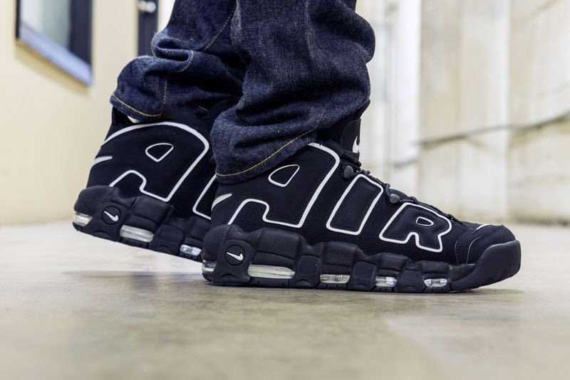 low priced 0cd80 43014 ... where to buy nike air more uptempo og on foot look 5aabe d5bb7