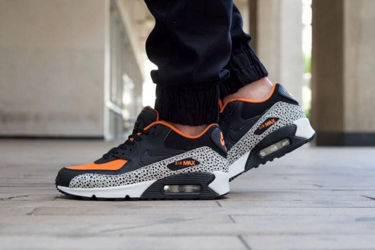 """Nike Air Max 90 """"Safari"""" On-Foot Look"""