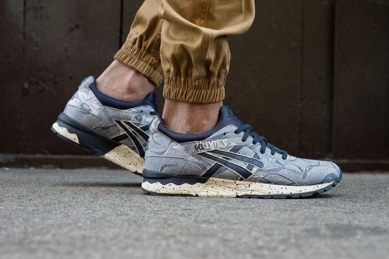 reputable site fb85b e463f On-Foot Look // ASICS Gel Lyte V