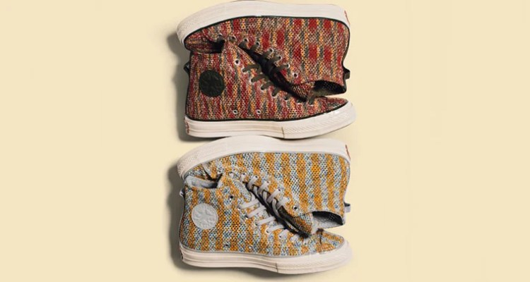 Missoni x Converse Chuck Taylor All Star 70s Hi