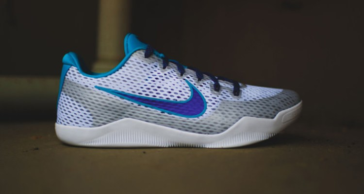 detailed look 9c6e7 6ec1b Nike Kobe 11 Draft Day