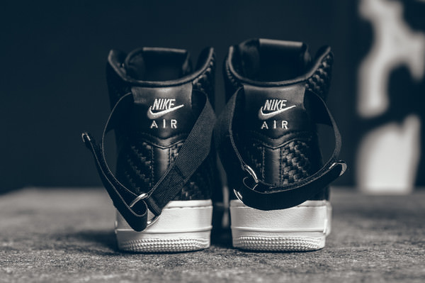 Woven Force Nike Air 1 High 76bfgy