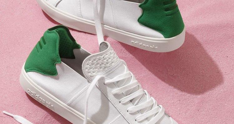Pharrell Williams x adidas Originals Pink Beach Collection c1a7577e9880