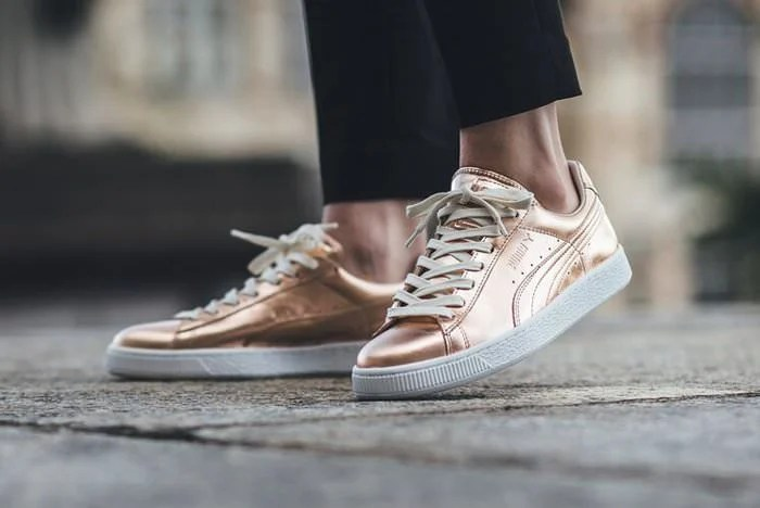 watch fbfb3 b4598 PUMA Basket Creeper