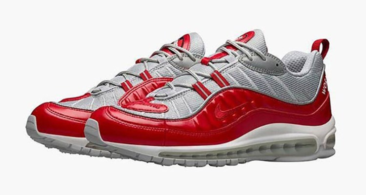 new product 97eed 67211 Supreme x Nike Air Max 98 | Nice Kicks