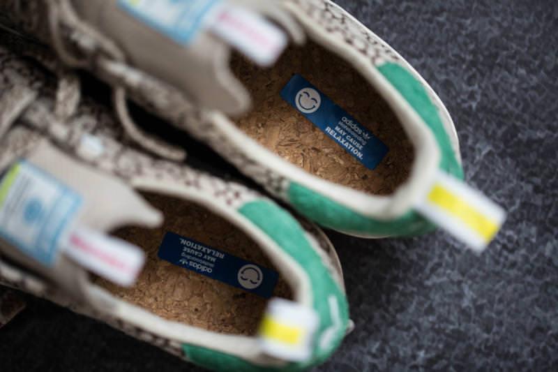 ... BAIT x adidas Stan Smith Vulc Happy