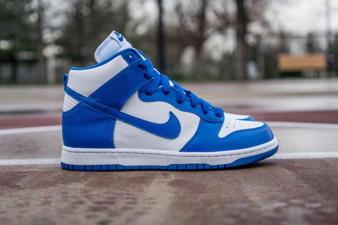 b07d525ac09 Nike Dunk High QS