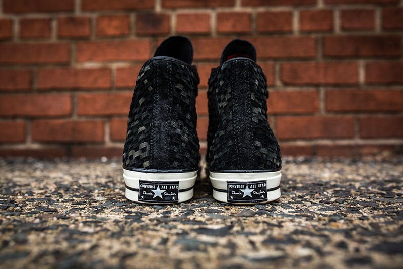 Converse Chuck Taylor All Star '70 Woven Suede | Nice Kicks