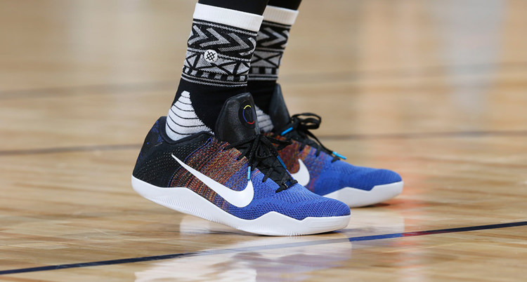 The NBA's Biggest Nike Kobe Supporters This Season