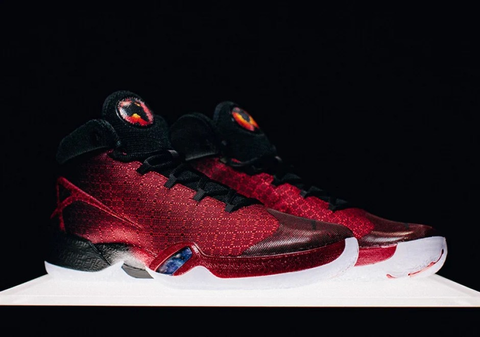"Air Jordan XXX ""Gym Red"" Coming Next Month"