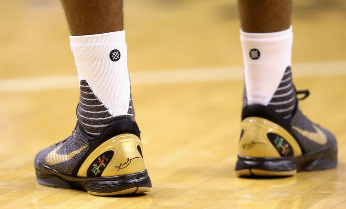 "Solomon Hill's Nike Zoom Kobe VI ""Black History Month"""