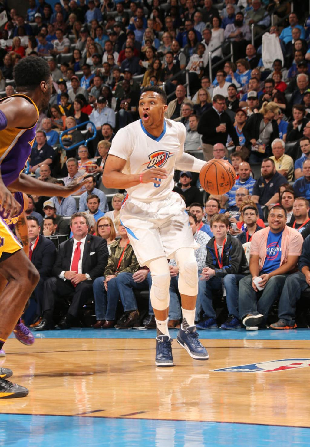 Russell Westbrook Records First-Half Triple Double in Air ...