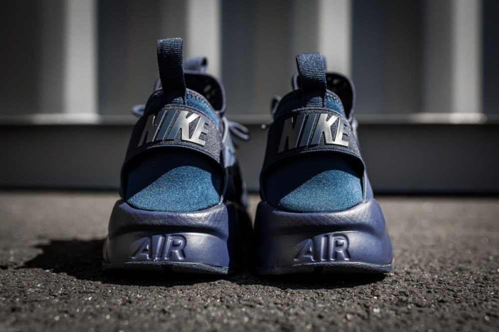 99ef522d00233a ... Nike Air Huarache Run Ultra BR Midnight Navy