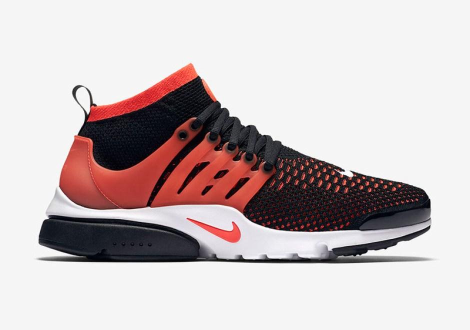 on sale 65b1e 47d4b Nike Air Presto Ultra Flyknit Bright Crimson
