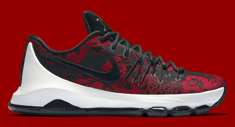 Nike KD 8 EXT Floral Finish