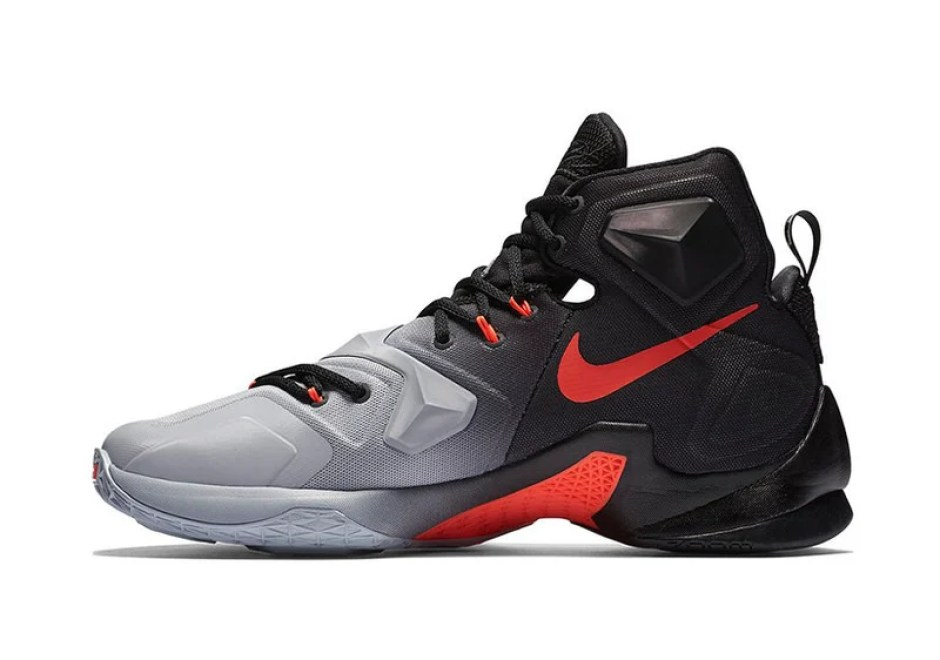 Nike LeBron 13 On Court