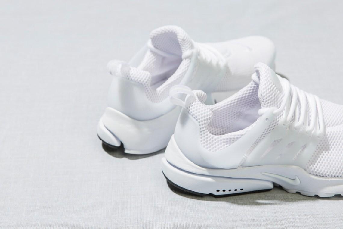 finest selection 5f5dd 1f3f0 Nike Air Presto Triple White Nike Air Presto Triple White