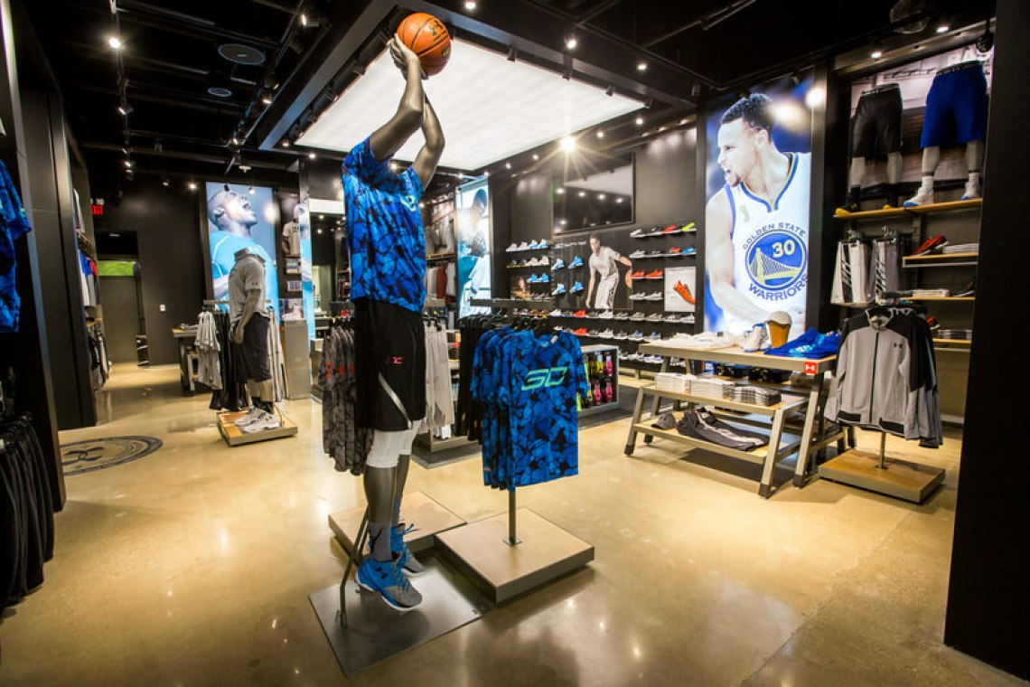 fb1a8d91a7170 Under Armour and Champs Sports Bring Sneakerheads Back to the Mall ...