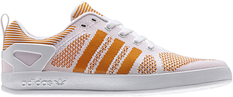 adidas x Palace Pro Primeknit Surf Petrol and Bright Orange