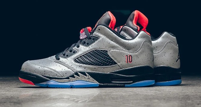 "Image result for Air Jordan 5 Low ""Neymar"""